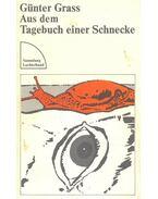 Aus dem Tagebuch einer Schnecke - Günter Grass