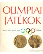 Olimpiai játékok 1980 - Gy. Papp László, Subert Zoltán, Kahlich Endre
