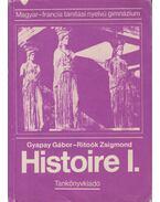 Histoire I. - Gyapay Gábor, Ritoók Zsigmond