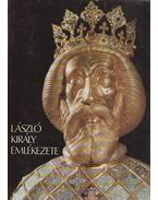 László király emlékezete (dedikált) - Györffy György, Kurcz Ágnes