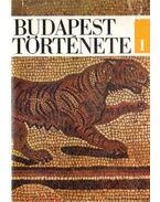 Budapest története I-V. kötet - Györffy György, Nagy Tibor, Gerevich László