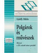 Polgárok és művészek - Györffy Miklós