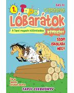 Lóbarátok 1. - Szofi iskolába megy - Gyükér Zsófia