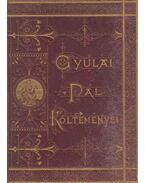 Gyulai Pál költeményei. - Gyulai Pál