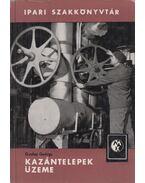 Kazántelepek üzeme - Gyulay György