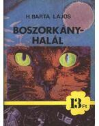 Boszorkányhalál - H. Barta Lajos