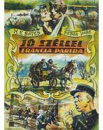 Jó széllel francia partra - H. E. Bates, Sebők Imre