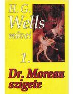 Dr. Moreau szigete - H.G. Wells