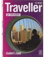 Traveller pre-intermediate student's book + workbook - H.Q. Mitchell