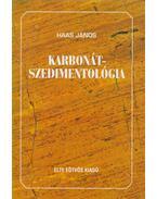 Karbonátszedimentológia - Haas János