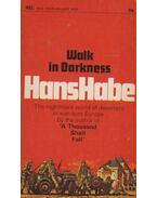 Walk in Darkness - Habe, Hans