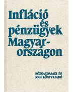 Infláció és pénzügyek Magyarországon - Hagelmayer István, Balogh Imre, Asztalos László György, Polgár Miklós, Werner, Riecke