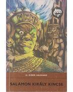 Salamon király kincse - Haggard, H. Rider