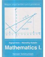Mathematics I. - Hajnal Imre, Némethy Katalin