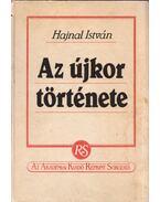 Az újkor története - Hajnal István