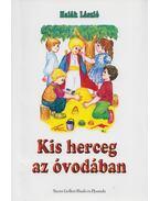 Kis herceg az óvodában - Halák László