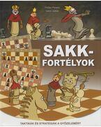 Sakkfortélyok - Halász Ferenc, Géczi Zoltán
