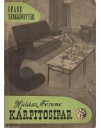 Kárpitosipar - Halász Ferenc