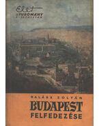 Budapest felfedezése - Halász Zoltán