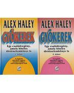 Gyökerek I-II. kötet - Haley, Alex