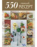 550 remek recept - Halmos Monika