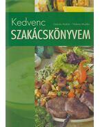 Kedvenc szakácskönyvem - Halmos Monika, Gabula András