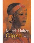 Czippora könyve - Halter, Marek