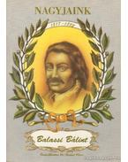 Balassi Bálint - Hamar Péter