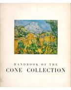 Handbook of the Cone Collection