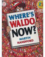 Where's Waldo Now - HANDFORD, MARTIN