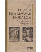 Európa és a magyar irodalom - Hankiss János