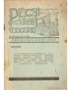 Pécsi katolikus tudósitó 1936. XIV. évf. október - Hantos Béla (főszerk.)