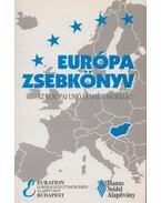 Európa zsebkönyv - Hargita Árpádné, Izikné Hedri Gabriella, Palánkai Tibor