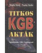 Titkos KGB akták - Hargitai Károly, Pusztay Sándor