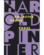 Collected poems & prose - Harold Pinter