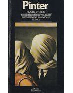 Plays: Three - Harold Pinter