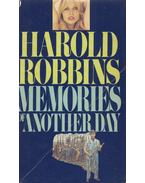 Memories of Another Day - Harold Robbins