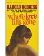Where Love Has Gone - Harold Robbins