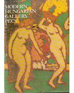 Modern Hungarian Gallery Pécs - Hárs Éva, Romváry Ferenc