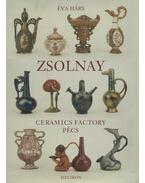 Zsolnay - Hárs Éva