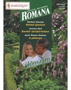 Romana különszám 7. kötet - Hart, Jessica, Hannay, Barbara, Hudson, Janis Reams