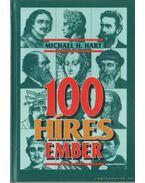 100 híres ember - Hart, Michael H.