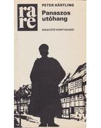 Panaszos utóhang - Hartling, Peter