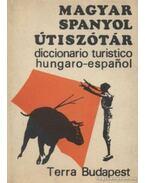Spanyol-magyar, Magyar spanyol útiszótár - Havas Lívia