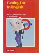 Getting On In Engish - Haycraft, John, Jo Barnett