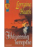 Házasság receptre - Heath, Lorraine