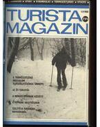 Turista magazin 1988. évfolyam (hiányos) - Hegedős Mihály (szerk.)