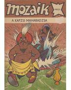 A kapzsi maharadzsa (Mozaik 1985/3) - Hegen, Hannes