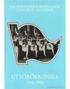Haladó ifjúsági mozgalmak Csongrád megyében - Úttörőkrónika 1946-1986 - Hegyi András (szerk.)