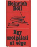 Egy szolgálati út vége - Heinrich Böll
